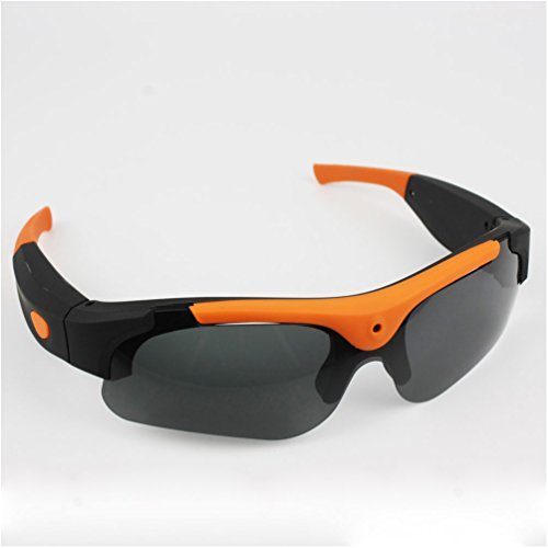 Koola's Outdoors 1080P Full HD Camera Sunglasses Outdoor Sports Video DVR Eyewear Recorder Photo Taking - Sunglasses Dv