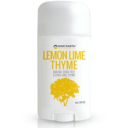 Raw Earth Organic Magnesium Deodorant product image