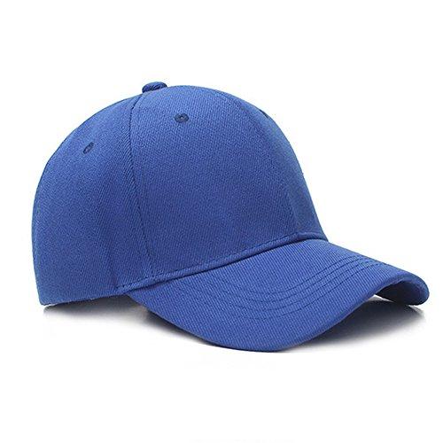 Transpirable Sombreros Beisbol Béisbol Deporte Hombre Azul Mujer Gorras Verano Taigood Gorra Cap de Beisbol de 1v08xwqB