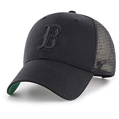 '47 Brand Snapback Cap - Branson MVP Boston Red Sox Black