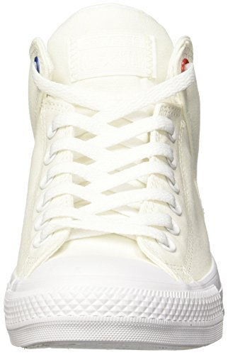 Zapatillas De Deporte Blancas Converse Unisex Chuck Taylor High Street - 9 Hombres - 11 Mujeres