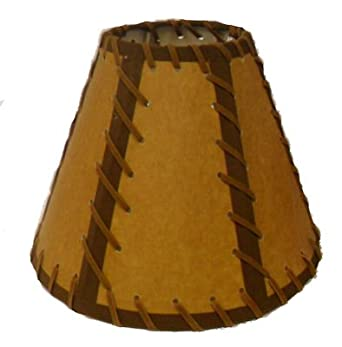 Rustic lamp shades 9 inch double laced amazon rustic lamp shades 9 inch double laced mozeypictures Image collections