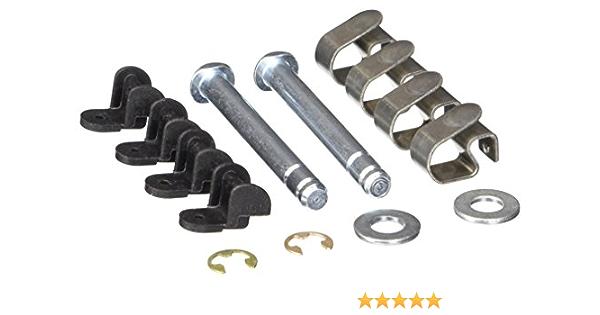 Frt Disc Brake Hardware Kit  Centric Parts  117.64002