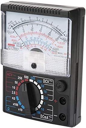 Ac Dc Analog Zeiger Multimeter Spannungswiderstand Prüfgerät Baumarkt