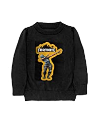 Fortnite Dab Teen Boys Long Sleeve Pullovers Sweater