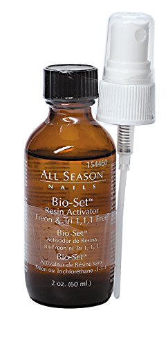 Bio Set Resin Activator (Nail Resin Activator compare prices)