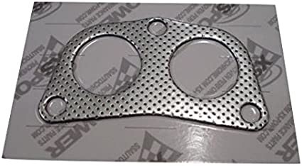 F22A F20B F23A 4CYL HEADER Gasket 4-2-1 Downpipe 90-02 Honda Accord