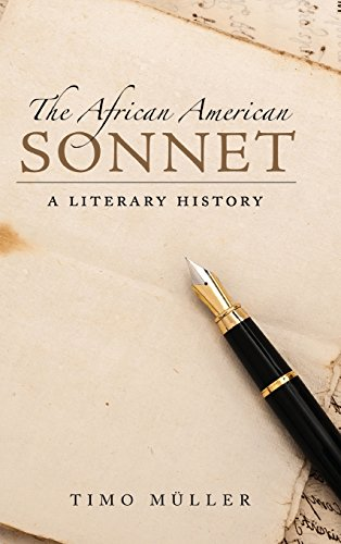 Books : The African American Sonnet: A Literary History (Margaret Walker Alexander Series in African American Studies)