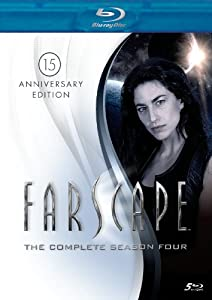 Cover Image for 'Farscape: Season 4, 15th Anniversary Edition [Blu-Ray]'