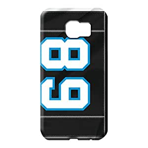 samsung galaxy s6 Excellent Fitted New series mobile phone skins carolina panthers nfl football