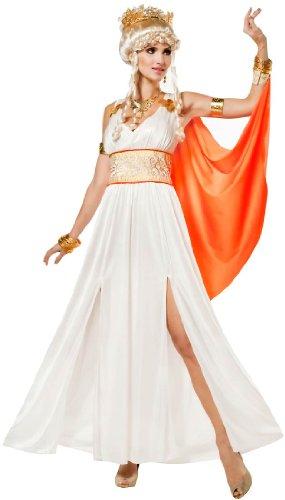 [Womens Sexy Goddess Athena Costume size Large 12-14] (Athena Adult Costumes)