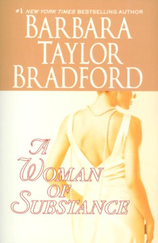 Book cover for A Woman of Substance
