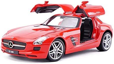 YN モデルカー モデルカー1:32メルセデスベンツスポーツカー合金モデルカー引き戻しおもちゃ車子供のおもちゃ車クリスマスプレゼント ミニカー