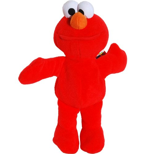 Elmo - Sesame Street Bean Bag ()