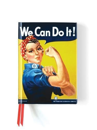 We Can Do It! Poster (Foiled Journal) (Flame Tree Notebooks) por Flame Tree