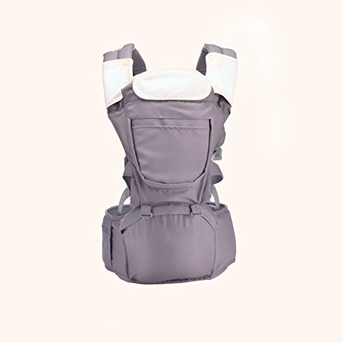 Baby carrier,Full seasons Waist stool Baby carrier for infants and toddlers Front-hold Multi-position Full seasons Breathable Baby carrier original-B by LTSGSBB