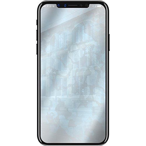2 x Apple iPhone X Pellicola Protettiva Specchio - PhoneNatic Pellicole Protettive