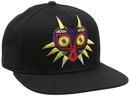 2a6eb95dd0e74 Nintendo Legend Of Zelda Unisex Mask Snapback Baseball Cap