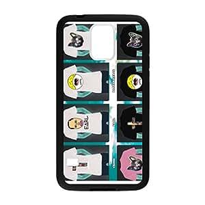 Odd Future Rella Pattern Image Case Cover Hard Plastic Case for Samsung Galaxy S5 i9600 Regular