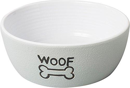 Woof Dish Dog - Ethical Pets 58545 Spot Nantucket Dog Dish, 5