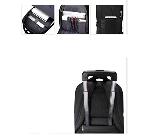 Bag Shoulders Business Laidaye Travel Multi Black Backpack purpose Leisure ptdnwqWz7