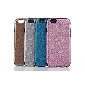 QHY PU Specially Designed Back Cover for iPhone 6 (Assorted Color) , White