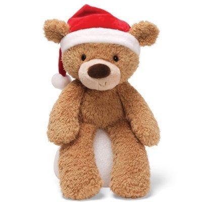 gund fuzzy bear - 9