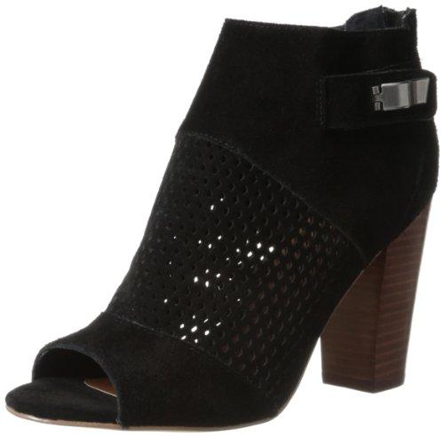 DV by Dolce Vita Women's Marana Boot,Black Suede,9.5 M US