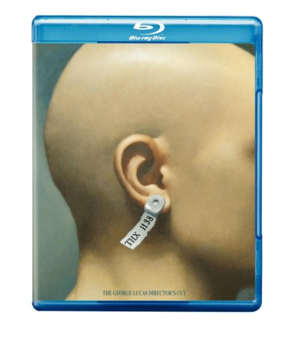 THX 1138 (The George Lucas Director's Cut) [Blu-ray]