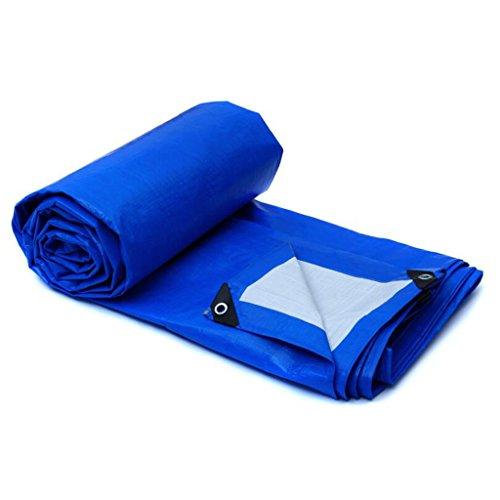 Plane Freien Plastiktuch Wasserdichtes Tuch Regenfestes Tuch LKW Schatten Tuch Sonnenschutz Anti-Verwitterung Faltbar Frostschutz Linoleum