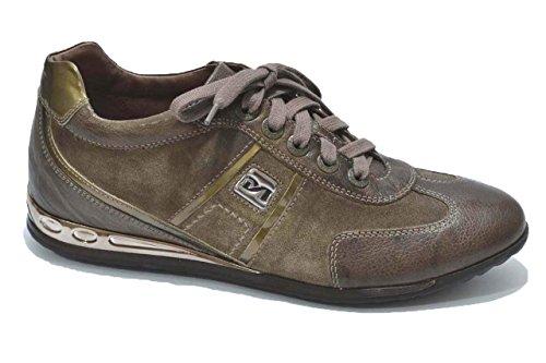 Nero Giardini Sneakers verdegris scarpe donna 6370D