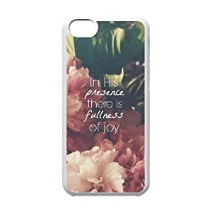 Quotes Unique Fashion Printing Phone Case for Iphone 5C,personalized cover case ygtg529386