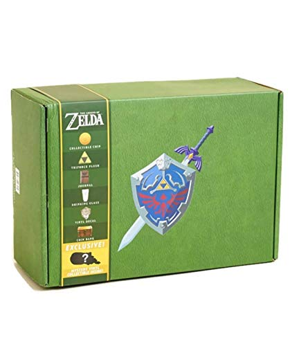 The Legend of Zelda Culturefly Collector Mystery Box Limited ()