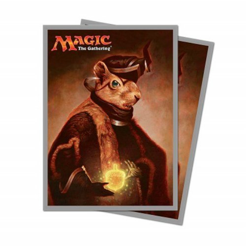 MAGIC THE GATHERING: UNSTABLE EARL OF SQUIRREL – STANDARD SIZE CARD SLEEVES (120CT)