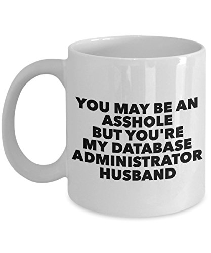 Rabbit Smile - Gifts for Database Administrator Hilarious Joke Gag Quotes