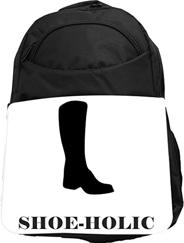 Rikki Knight UKBK ShoeHolic Cowboy Boot Tech BackPack - P...