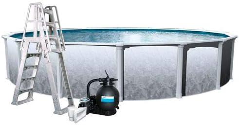 Aqua Splash Pro Weekender Plus 21 x 52 Pool Kit