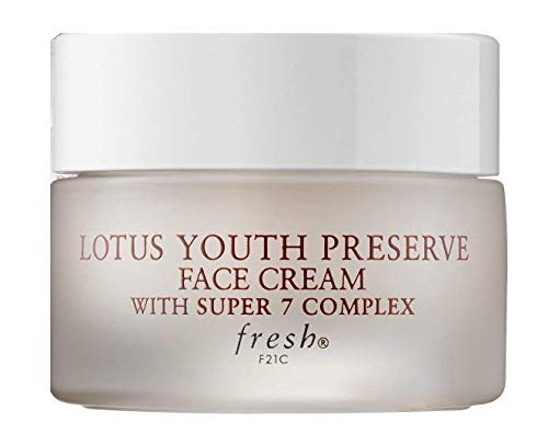 Fresh - Lotus Youth Preserve Face Cream with Super 7 Complex (0.5 oz/ 15 ()