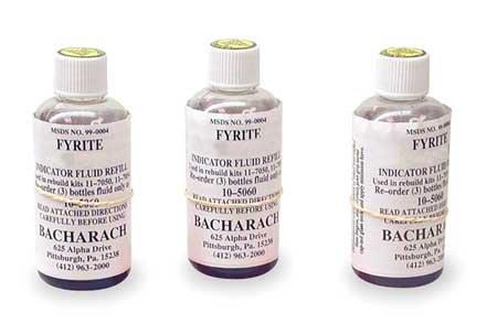 Replacement Fluid, Pk3 -  BACHARACH, 10-5057