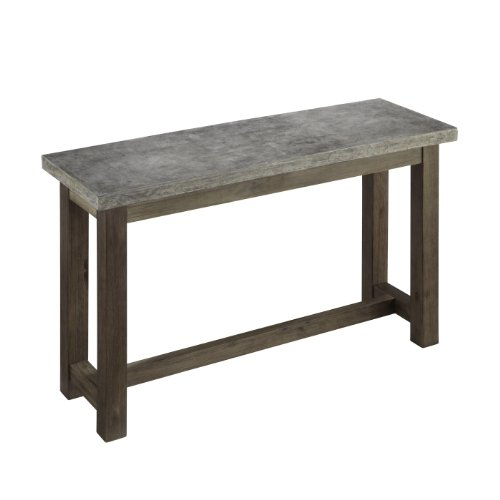 Home Styles 5133-22 Concrete Chic Console Table (Console Outdoor)