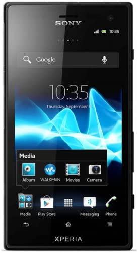 Sony Xperia acro S - Smartphone libre Android (pantalla táctil de ...