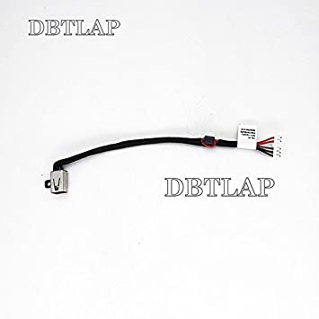 Dell Inspiron 15-5000 5555 5558 5558 Laptop DC Power Jack With Cable DC30100UD00