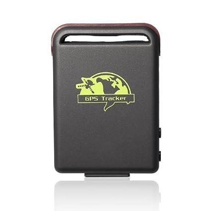 Amazon.com: Tiempo real portátil Mini GPS Tracker de moda ...