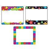 TREND Enterprises Colorful Creations Terrific Labels, 108 Ct, Trend