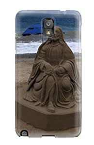 Galaxy Note 3 Case, Premium Protective Case With Awesome Look - Sand Art