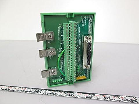 Emerson Motion Control ECI-44 960300-01 Breakout Block D-Sub 44-Pin DIN Mount (Emerson Breakout)