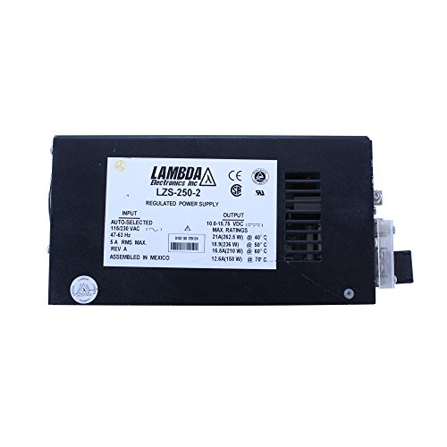 Lambda Electronics LZS-250-2 Regulated Single Output Industrial Power Supply