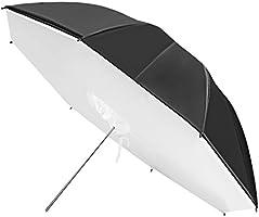 "Neewer® 43"" Diameter Photography Studio Collapsible Reflective Softbox Umbrella"