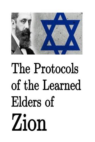 The Protocols of the Learned Elders of Zion (Jewish Phenomenon)