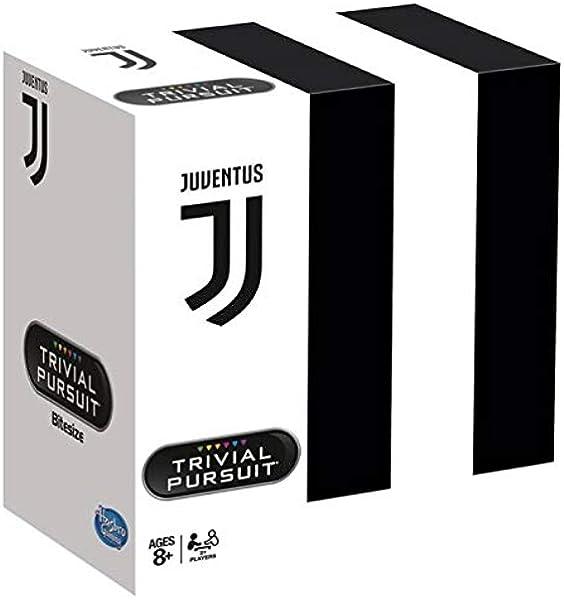 Winning Moves - Trivial Pursuit Juventus, Color Multicolor, 032353: Amazon.es: Juguetes y juegos